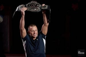 Georges St-Pierre et l'acupuncture - colon irritable